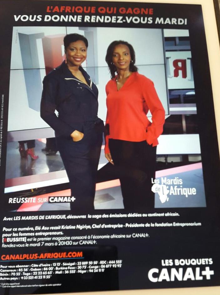 MenInvestInWomen célèbre les femmes du continent