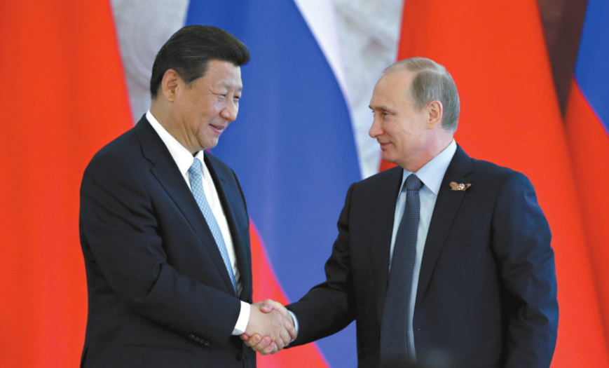 Chinese FM: China-Russia ties will never be shaken by external factors