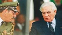 """Algérie: """"Dire de moi que je fus un espion de la France, c'est s'empêtrer dans ses contradictions"""" Nezzar répond à Chadli"""