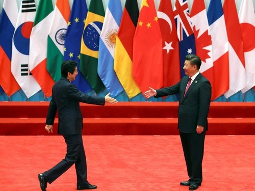 China hopes its ties with Japan head for right direction in anniversary year