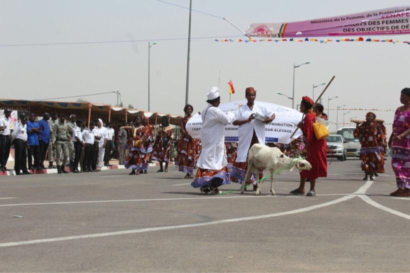 Tchad : Retour en images sur la journée de la femme