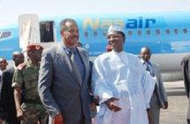 Tchad : Le Président érythréen Esayas Afwerki en visite officielle