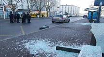 Nouveaux affrontements à Brest entre jeunes et policiers