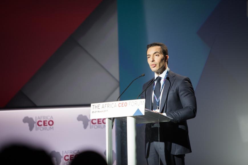 Amir Ben Yahmed, Fondateur et Président du Africa CEO Forum