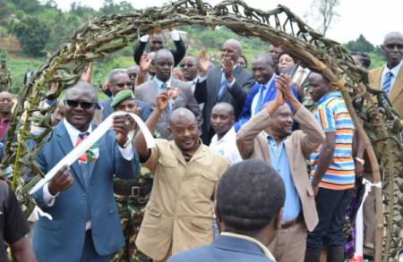 Burundi : nouvelle étape pour le plus grand barrage hydro-agricole du pays grâce à l'appui de la BAD. Crédits photo : Sources