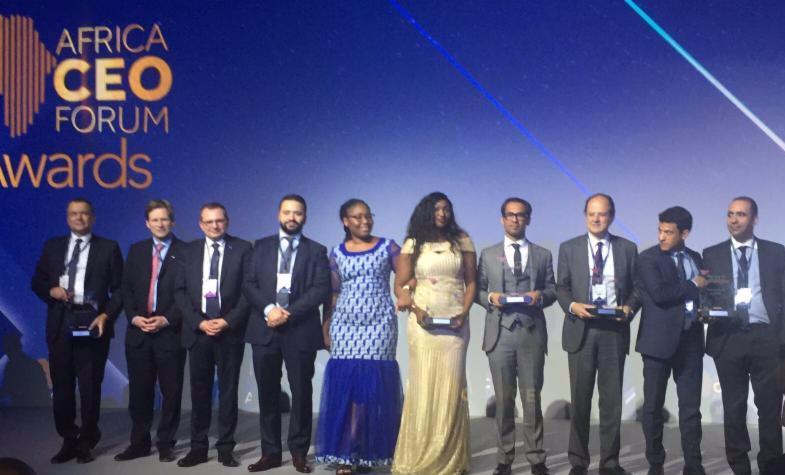 GENEVE, Suisse, 20 mars 2017,-/African Media Agency (AMA)/- Mohamed Dewji, directeur général du Groupe MeTL (Mohammed Enterprise Tanzania Limited) remporte le prestigieux prix CEO OF THE YEAR et Anta Babacar Ngom Bathily de l'entreprise Sedima est élue YOUNG CEO OF THE YEAR.