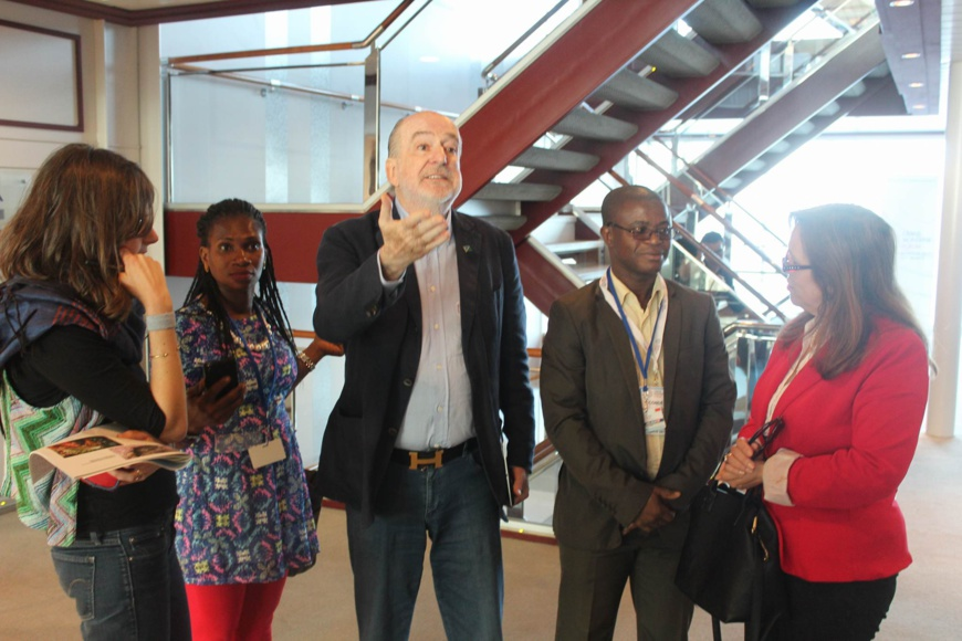 L'ambassadeur Jean-Paul Carteron, fondateur du Crans Montana, a accordé un entretien à Alwihda Info
