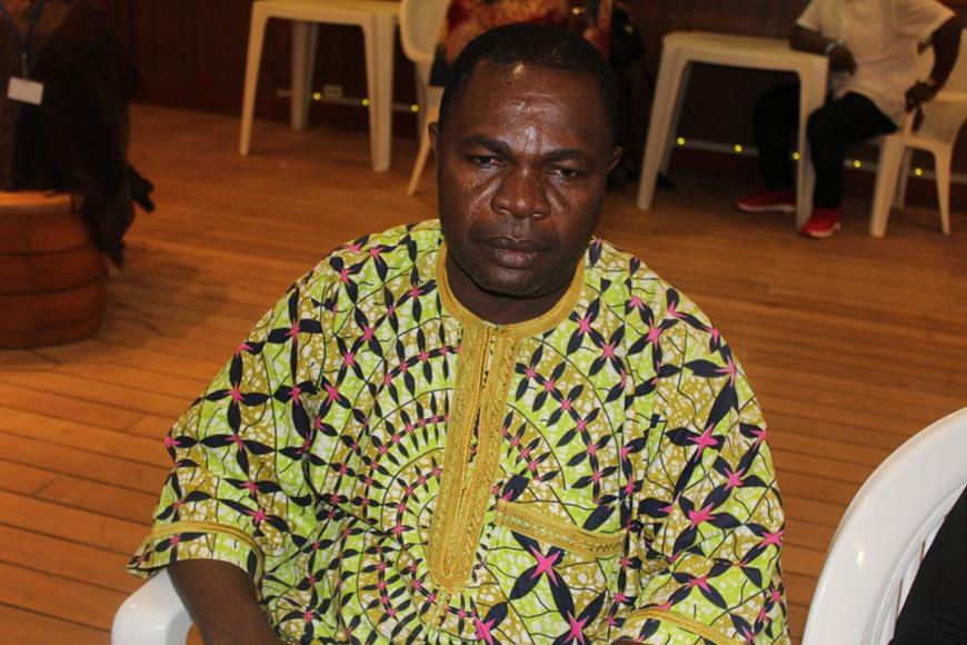 L'agro-économiste togolais et chercheur au ministère de l'agriculture de son pays, Dr. Djang Kokou K. Alwihda Info/D.W