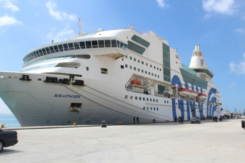 Crans Montana Forum : Alwihda vous emmène dans le bateau de croisière italien