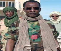 Tchad : Meeting du président de la république Idriss Déby a Mandelia