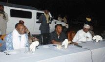 Tchad : Après l'est et l'Ouest, Le Président I. Déby poursuit sa tournée et passe la nuit à Doba