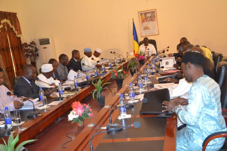 Commerce : Le Premier Ministre préside la réunion sur le climat des affaires au Tchad