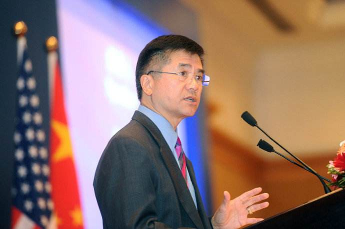 China, US need more dialogues to expand common interest: diplomat