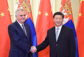 Hope to visit China every year: Serbian President