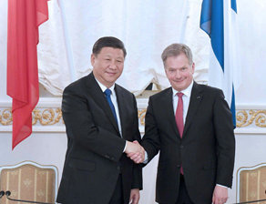 Op-ed: China-Finland friendship creates more energy for bilateral cooperation