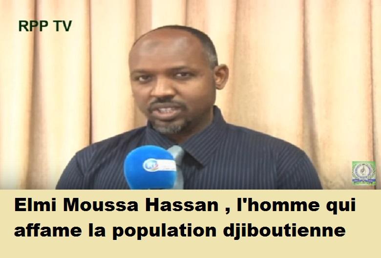Ennemi de la Nation : Elmi Moussa Hassan, le député-bédouin qui affame la population djiboutienne