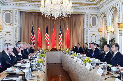 China, US agree to set up more high-level dialogue mechanisms