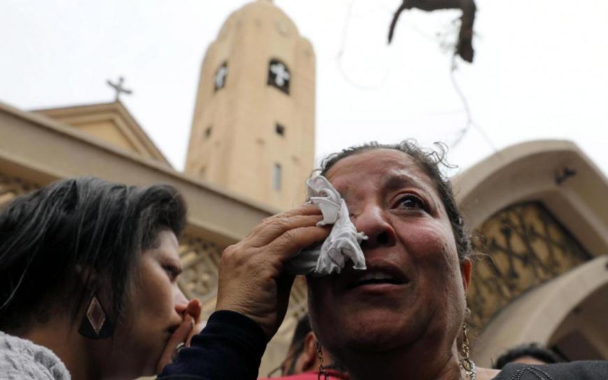 Dimanche noir en Egypte