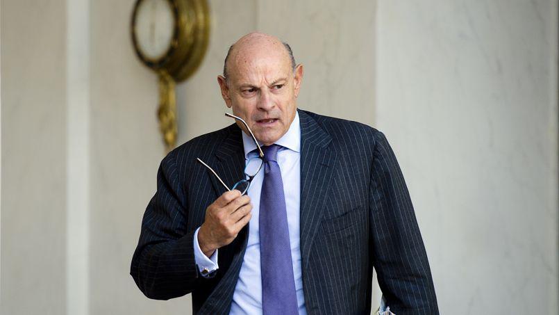 Jean-Marie Le Guen en avril 2014. ALAIN JOCARD/AFP