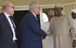 Une Délégation conjointe UE-gouvernement français à Am-Djarass