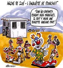 """Tchad : Rumeur sur des trafic d'organes, un second """"Arche de Zoé"""" !"""