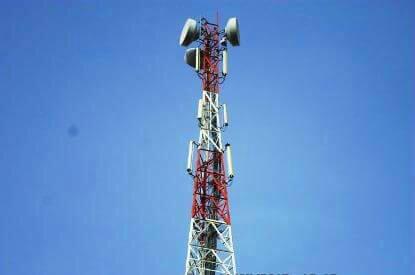 Une antenne réseau à Am-Timan. Alwihda Info/M.A.
