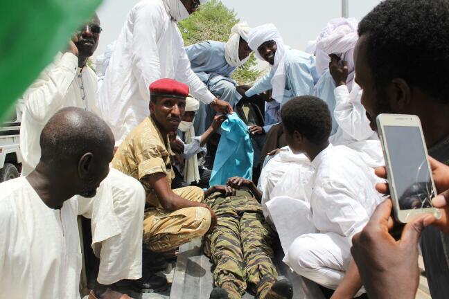 Douze morts dans l'attaque d'un convoi de prisonniers — Tchad