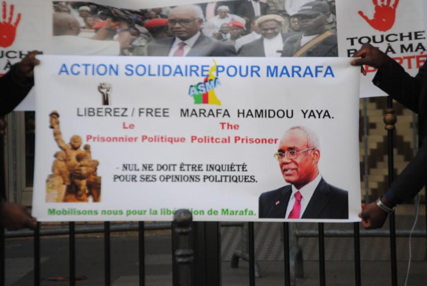 Cameroun: 5 ans de détention arbitraire du ministre d'État Marafa Hamidou Yaya au Cameroun : Les inquiétudes de la société civile