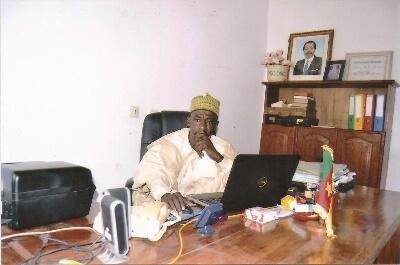 IBRAHIM-ZAKAR Directeur Général du Centre de Commerce Extérieur et des Relations Extérieures (CCERE)