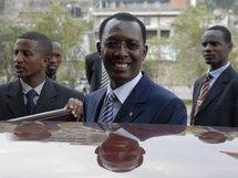 Tchad : Le président I. Déby de retour à N'Djamena aussitôt l'annonce de l'offensive rebelle