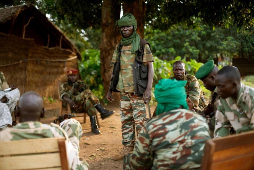 Centrafrique : Vers une lutte fratricide au sein du FPRC ?