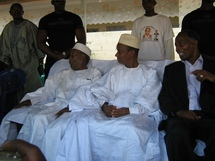 Elhadj Cellou Dalein DIALLO