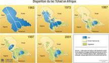 Tchad : C'est bientôt la fin du lac Tchad