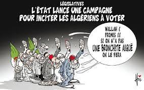 Algérie : un scrutin législatif à l'ombre de l'ignorance