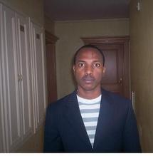 M. Ousman Hissein Youssoubo, étudiant Tchadien à l'université Libre de Tunis.