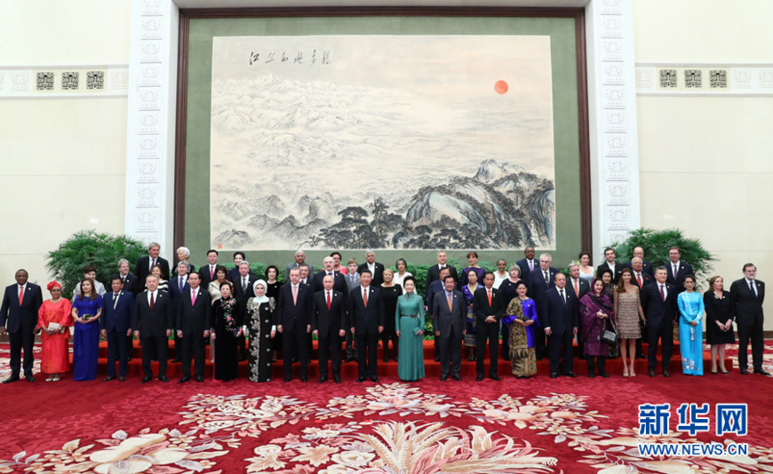 Xi urges policy coordination, practical cooperation on Belt and Road