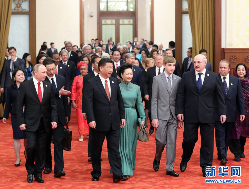 Xi's speech on Belt and Road Forum hailed by delegates