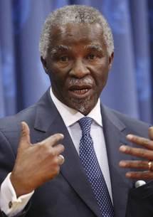 Darfour: Mbeki appelle à la normalisation des relations Tchad-Soudan