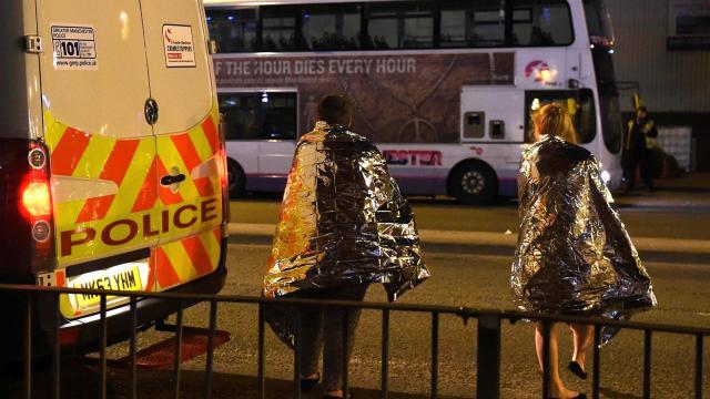 L'Union africaine condamne fermement l'attaque terroriste de Manchester en Angleterre. Crédits photo : AFP