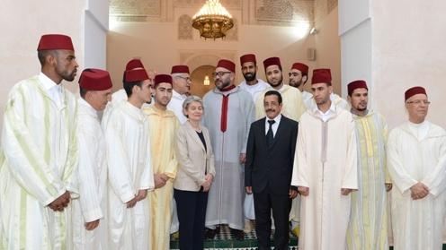 La réhabilitation des monuments de l'ancienne médina de Fès, une des priorités du Roi du Maroc