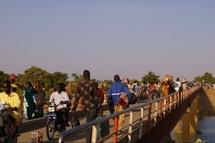 Pont Guiri Tchad/Cameroun