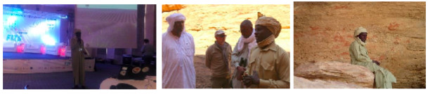 Tunisie : Koki Chetté Ertchimemi, l'ambassadeur du tourisme tchadien