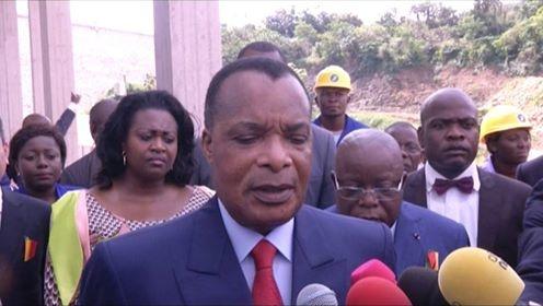 Barrage de Liouesso : Sassou N'Guesso invite les entreprises à saisir cette opportunité pour créer de l'emploi