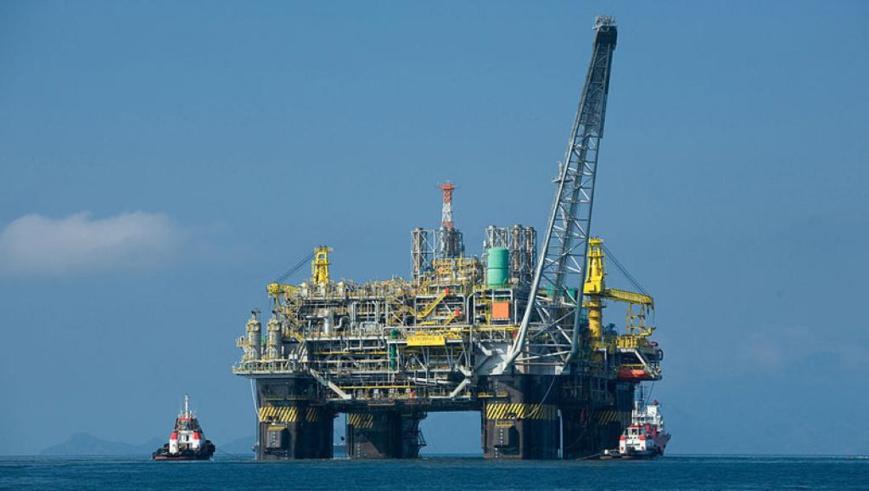 Une exploitation de pétrole et de gaz au Sénégal. Crédits photo : Sources