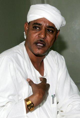 Soudan: Moussa Hilal reconnaît le passage des rebelles tchadiens dans son fief