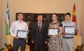 B&R initiative deepens Sino-Uzbek cooperation: ambassador