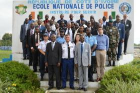 Vulgarisation de la police technique et scientifique en Afrique de l'ouest : Abidjan accueil un atelier de deux jours