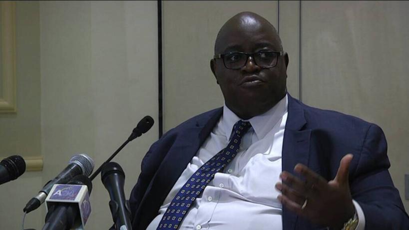 Le directeur résident du Fond Monétaire international (FMI), Jean Claude Nachega. Alwihda Info