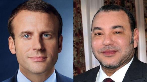 Le Président Français, Emmanuel Macron, effectuera sa 1ère visite officielle pour un pays du Maghreb au Maroc