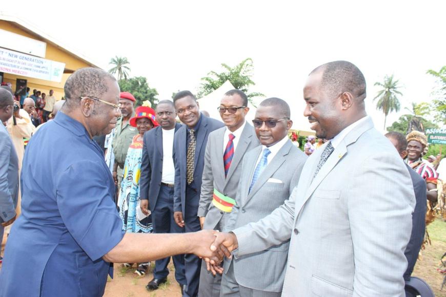« Le cacao camerounais est intrinsèquement de bonne facture», a rappelé le ministre Mbarga Atangana aux producteurs.